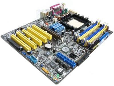 Asus SK8V AMD Athlon FX-51 mobo