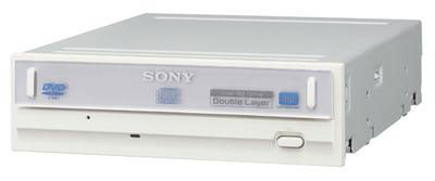 Sony dual-layer DVD recorder