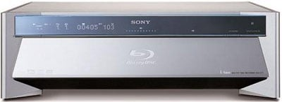 Sony's BDZ-S77 Blu-Ray video recorder