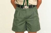 Picture of a Hong Kong scout
