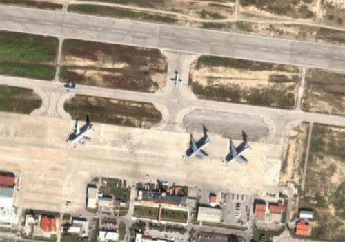 Rota air base