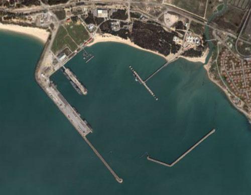 Rota naval base