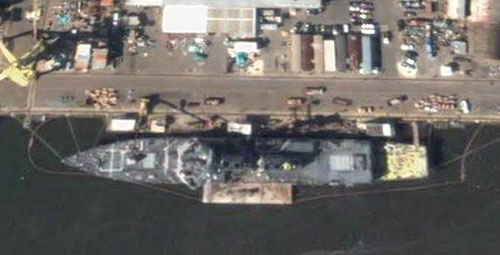 The USS Cole