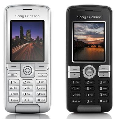 sony ericsson k310 and k510