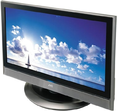 jvc dynapix 36in hd ready lcd idtv