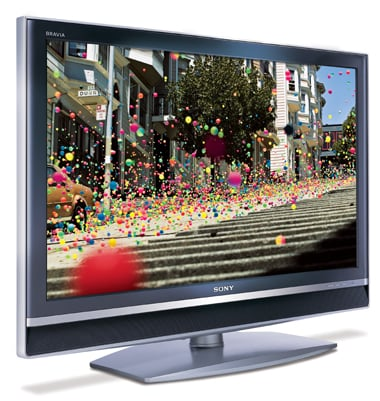 sony bravia v series lcd tv
