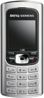 benq-siemens a58