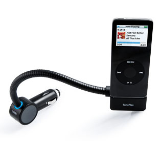 griffin technology tuneflex for ipod nano