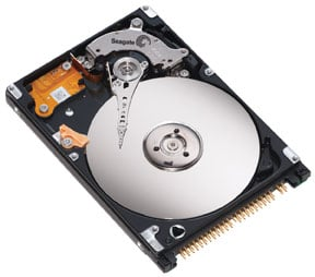 Seagate Momentus 5400