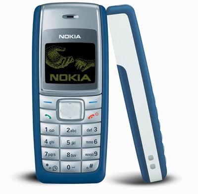 nokia 1110i budget phone