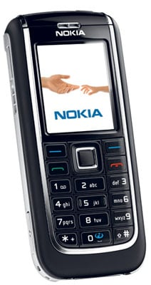 nokia 6151 cut-price 3g phone