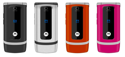 motorola motomobile w375