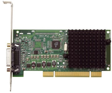 matrox epica tc2 thin-client multi-monitor graphics card