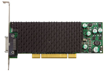matrox epica tc4 thin-client multi-monitor graphics card