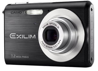 casion exilim ex-z70 digital camera