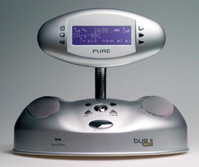 pure bug too digital radio