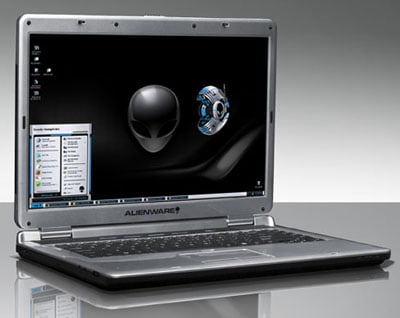 alienware sentia m5550