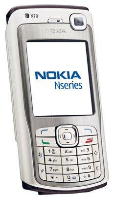 nokia n70 3g phone