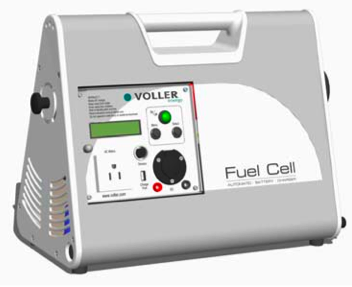 voller fuel cell auto battery recharger