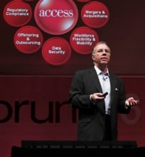 Photo of Mark Templeton, Citrix CEO.