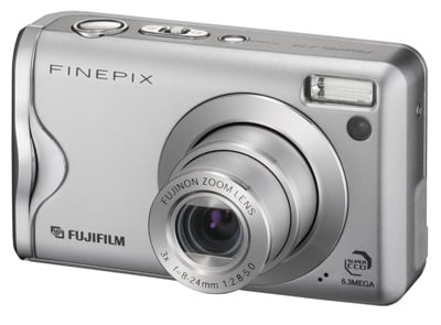 fujifilm finepix f20 6mp digicam