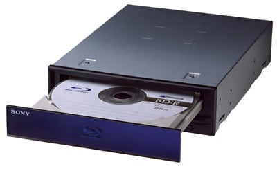 sony bwu-100a blu-ray burner