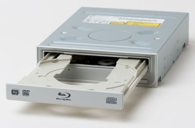 hitachi-lg data storage 4x bd-r burner
