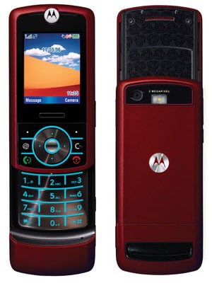 motorola rizr slider phone