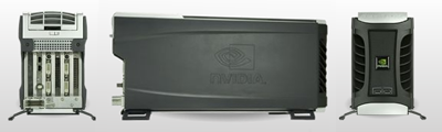 nvidia quadro plex 1000