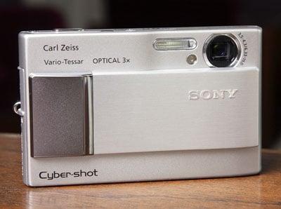 sony cyber-shot dsc-t10 camera