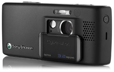 sony ericsson cyber-shot k800i