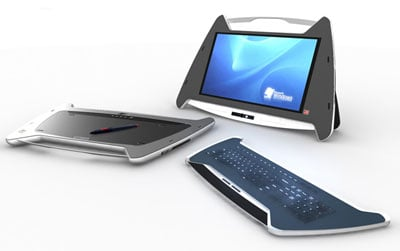 jaon carneiro's portable workstation design concept