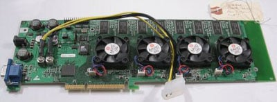 3dfx voodoo5 6000 on eBay