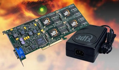 3dfx voodoo5 6000