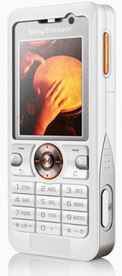 sony ericsson k618 3g phone