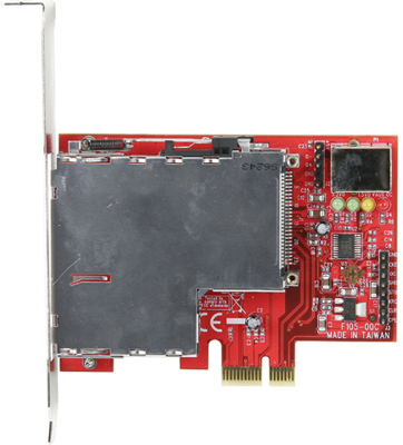excard-lpcie desktop expresscard adaptor add-in