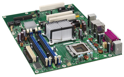 intel desktop board DG965RY classic series mobo