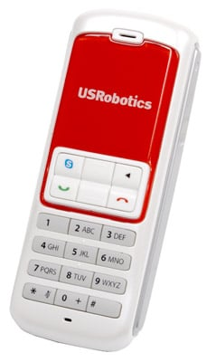 us robotics usr809602 skype phone