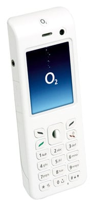 o2 ice 3g handset