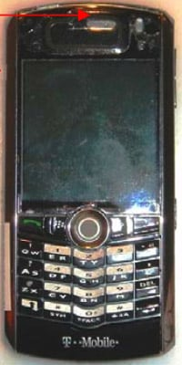 rim blackberry 8100 aka pearl
