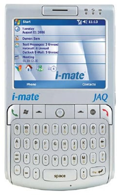 i-mate jaq inventec-made smart phone