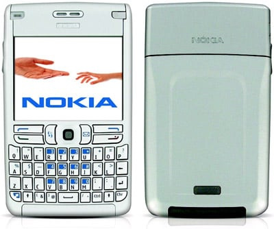 nokia e61 smart phone