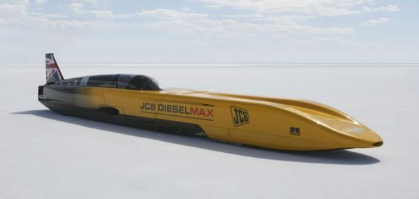 The JCB Dieselmax