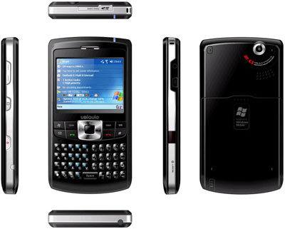 ubiquio 501 windows mobile 5.0 smart phone