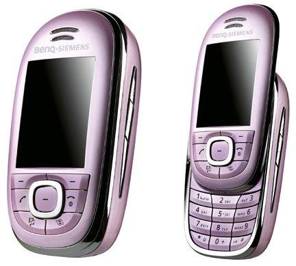 benq mobile sensation lady phone