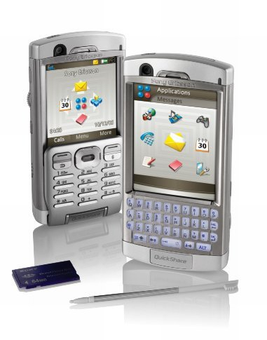 Sony Ericsson P990i: flip comparison