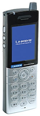 linksys wip330 wi-fi voip phone