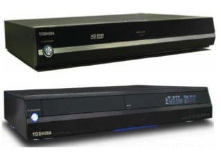 toshiba hd dvd players