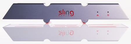 sling media slingbox front