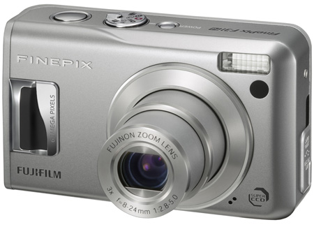 fujifilm f31fd face-detecting digital camera